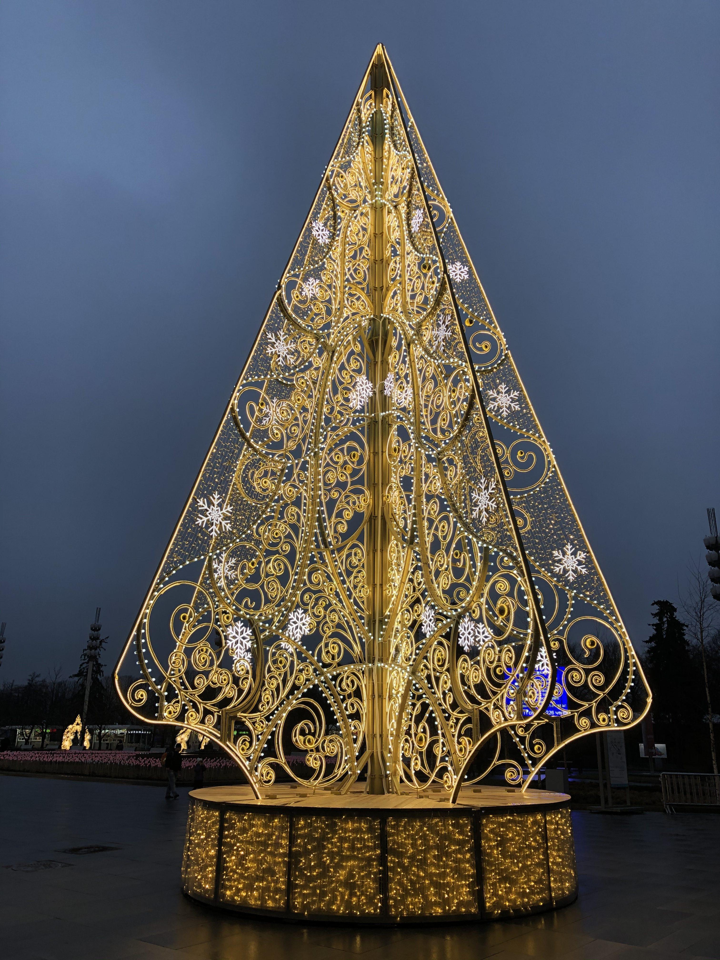 Лучшие Новогодние Ярмарки России и СНГ 2020